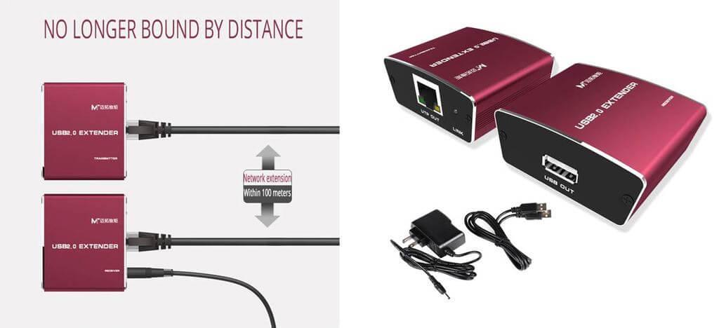 USB2.0 Ethernet Extender from Aliexpress