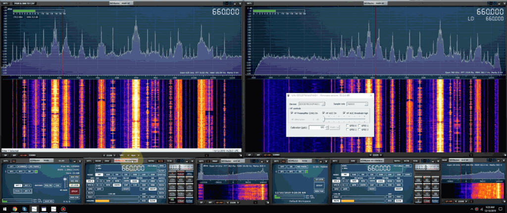 Comparing the RSPdx Against other SDRs