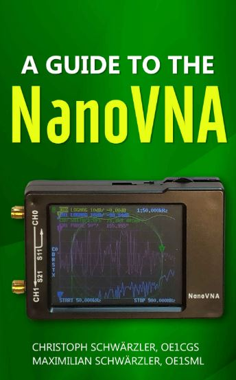 "Kindle Book ""A Guide to the NanoVNA"""