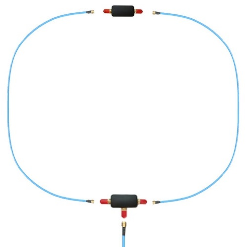 YouLoop Portable Passive Magnetic Loop Antenna for HF and VHF