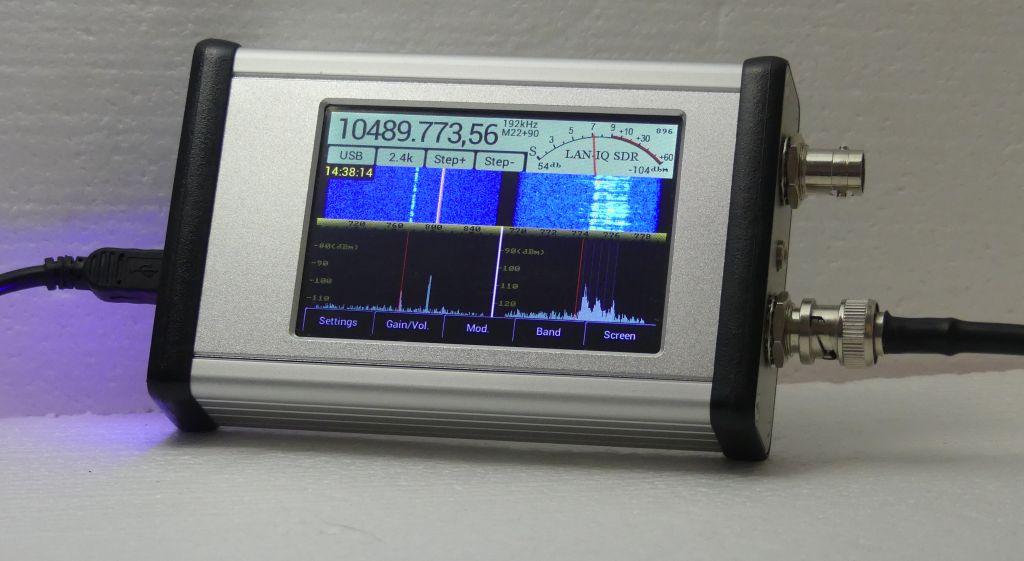 The Afredi LAN-IQ SDR