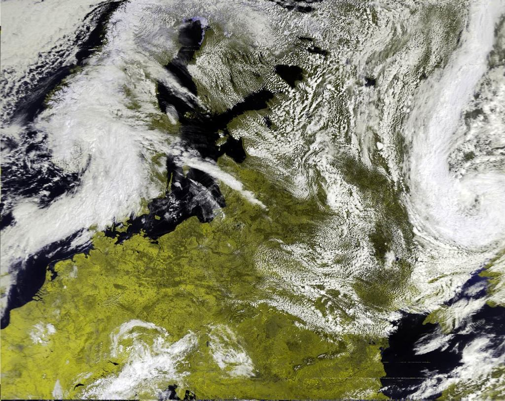 A Metop HRPT Weather Satellite Image (resolution reduced). See @Derek33197785's twitter for the full resolution image.