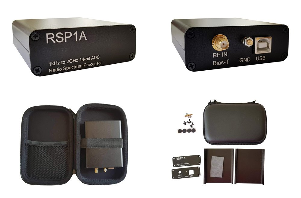 RSP1A Metal Case Upgrade